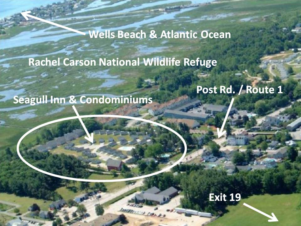 ... 52 at Seagull Inn and Condominiums in Wells, Maine – (800) 573-2485