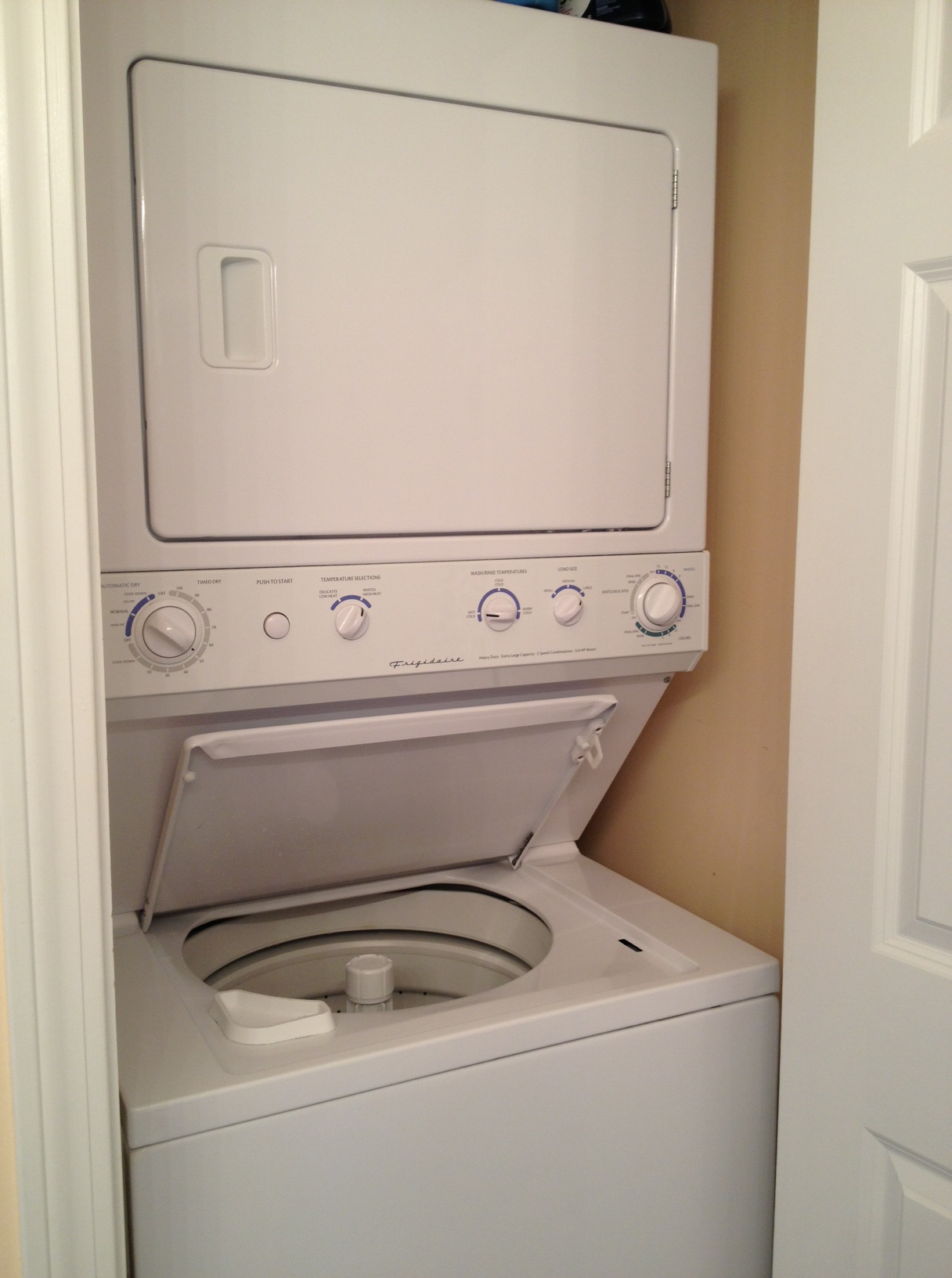 washer and dryer dimensions full size stackable washer and dryer